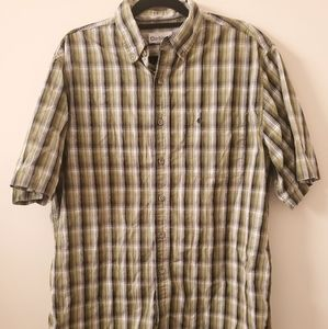 Carhartt XL Men's Relax Fit Shirt Sleeve Button